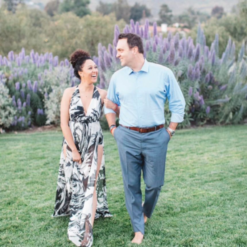 Aww! Tamera Mowry-Housley And Husband Adam Celebrate 6 Years Of Marriage