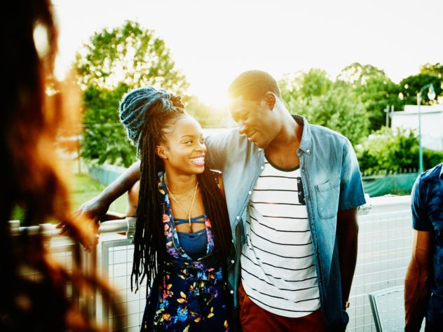 4 Signs You're With The Right Person