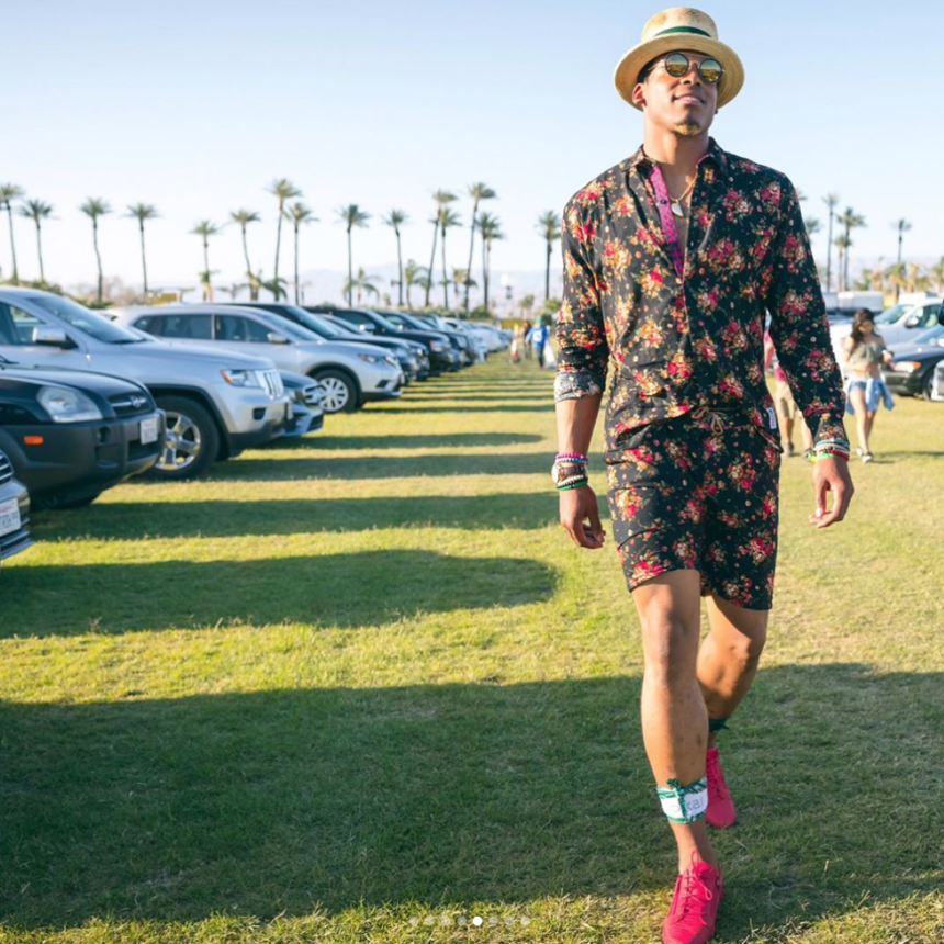 Is The World Ready for Men in Rompers?