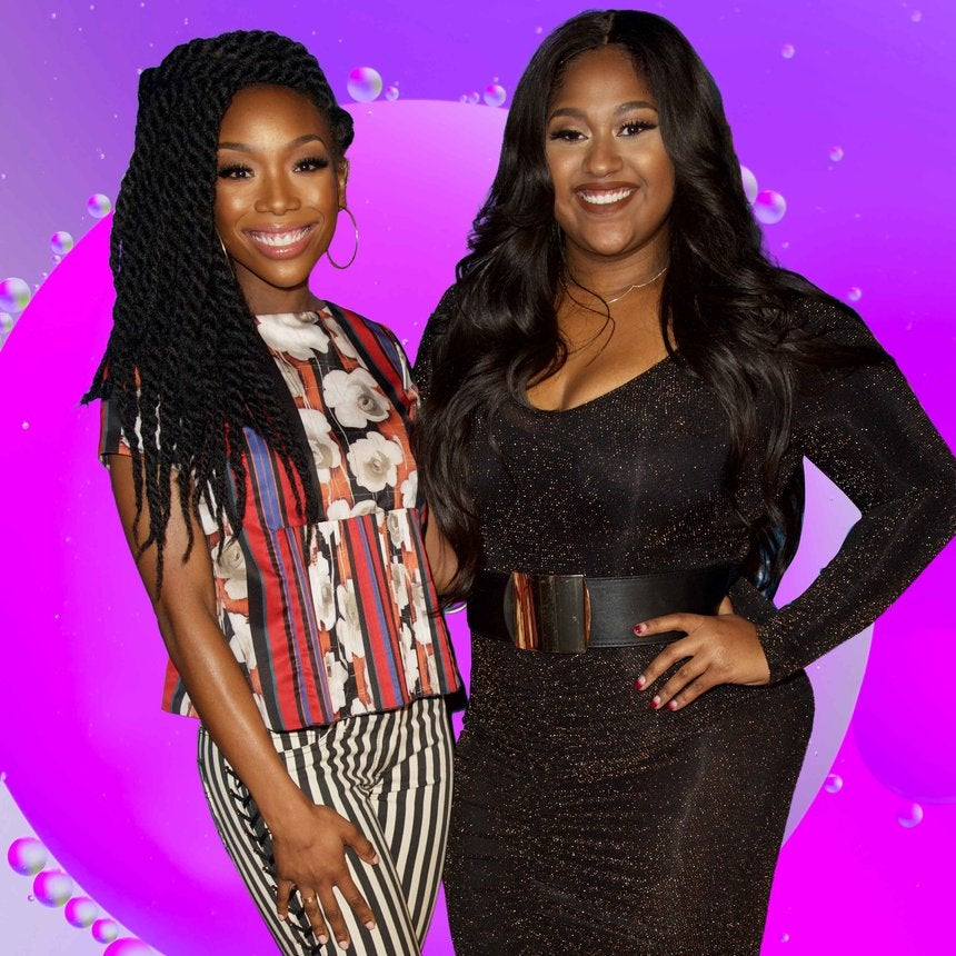 Are Jazmine Sullivan, Brandy & Fantasia Teaming Up For New Music?