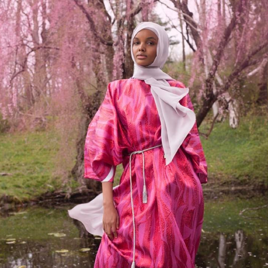 Muslim Model Halima Aden Slays in First Campaign After Signing with IMG
