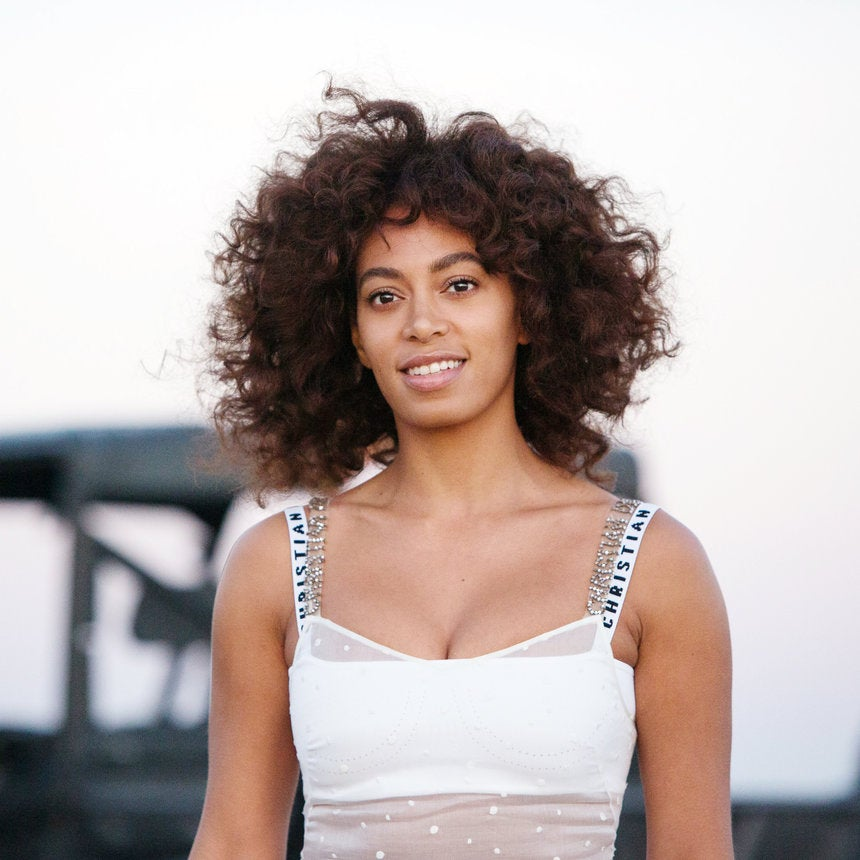 No Phones Were Allowed At Solange's Guggenheim Show