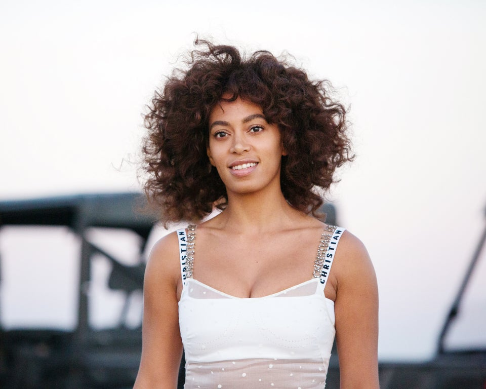 Solange Knowles Reflects On Being A Teenage Mother: 'Some People Will Count You Out'
