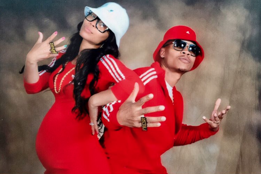 New Edition's Ronnie DeVoe and Wife Share Excitement Over ...