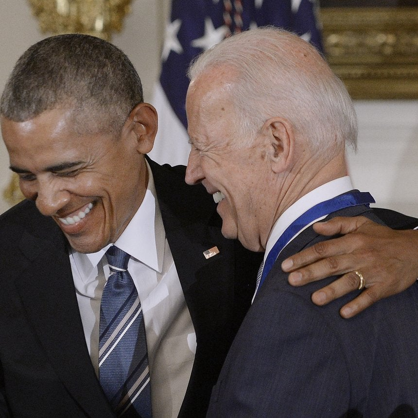 Barack Obama's Bromance With Joe Biden Lives On — But He Hasn't Spoken To Hillary Clinton Since January