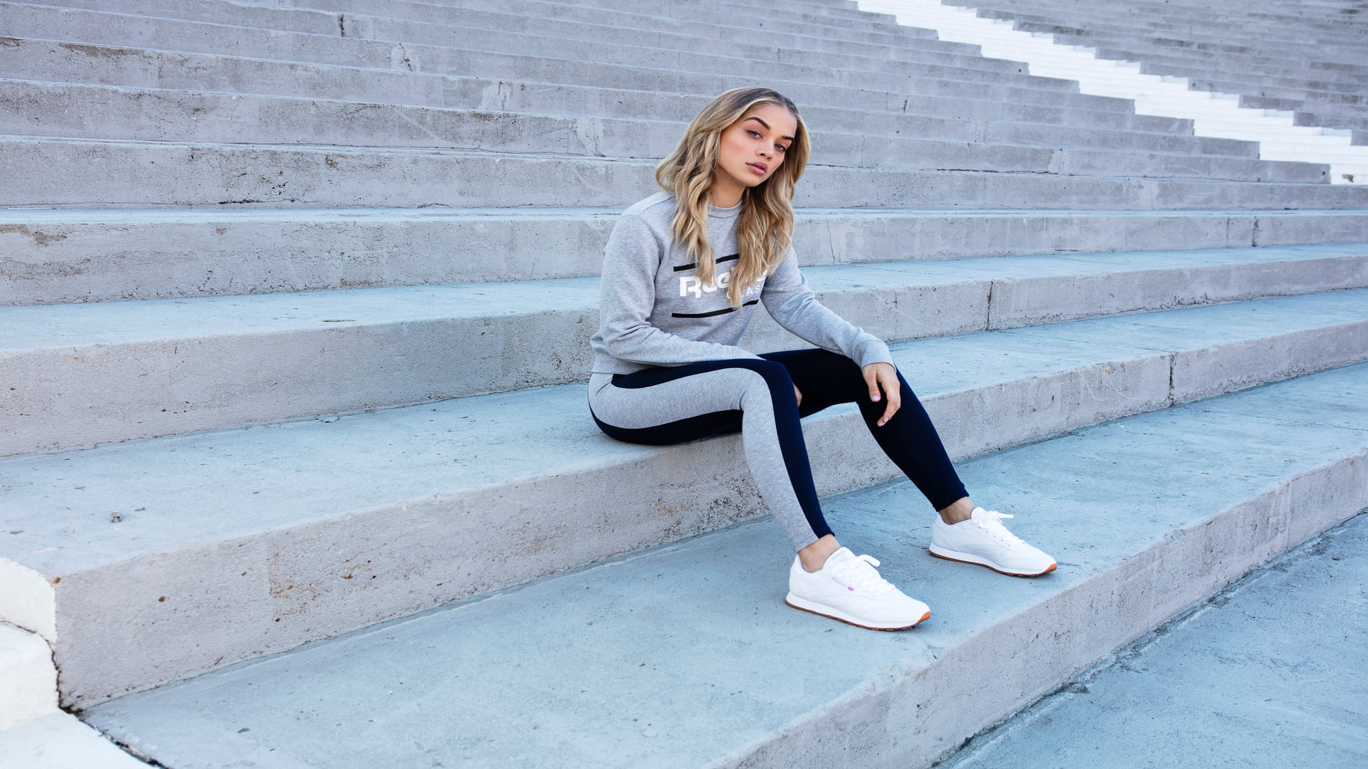 Jasmine Sanders is the Latest Style Star to Team Up With Reebok
