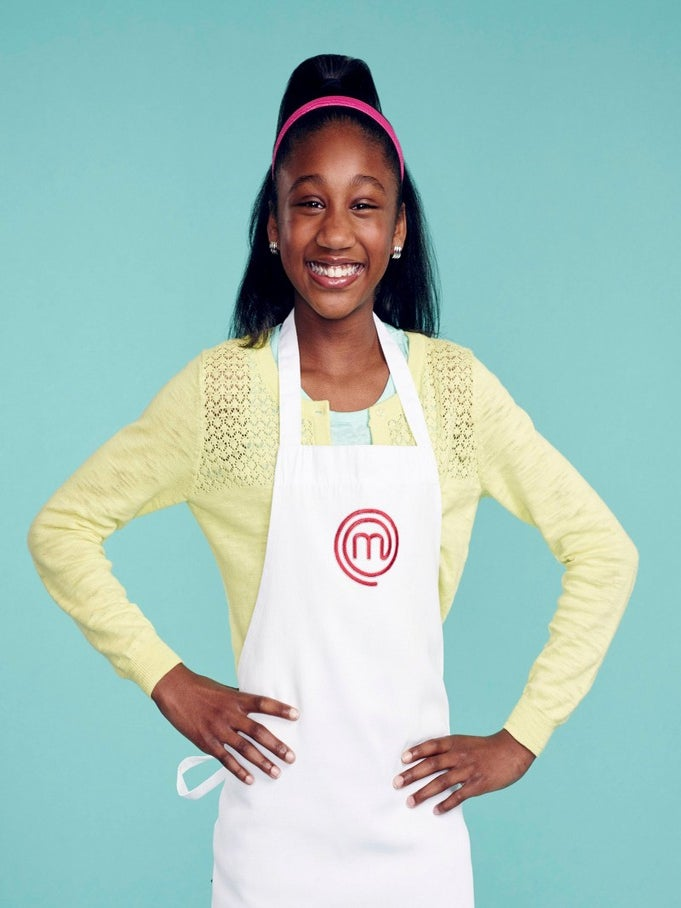 Black Girl Magic: 12-Year-Old Jasmine Stewart Wins 'MasterChef Junior'