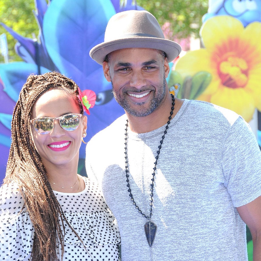 Nicole Ari Parker and Boris Kodjoe Enjoy Their Favorite Things On Paris Vacation