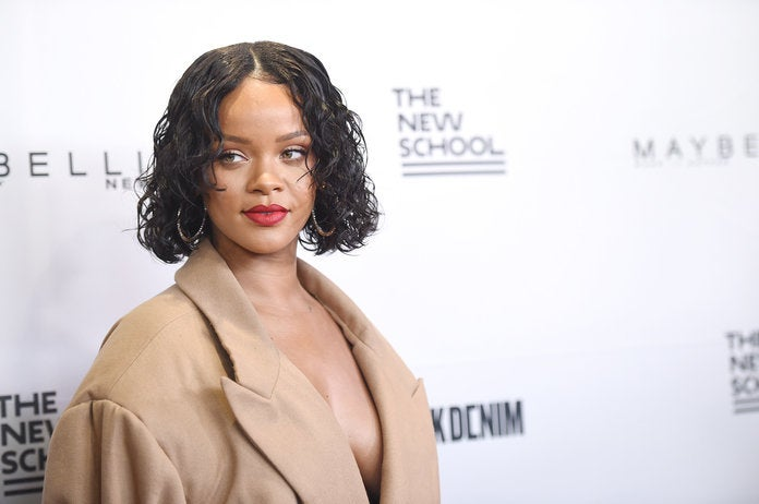 The Lesson Rihanna Would Teach to Today's Fashion Students