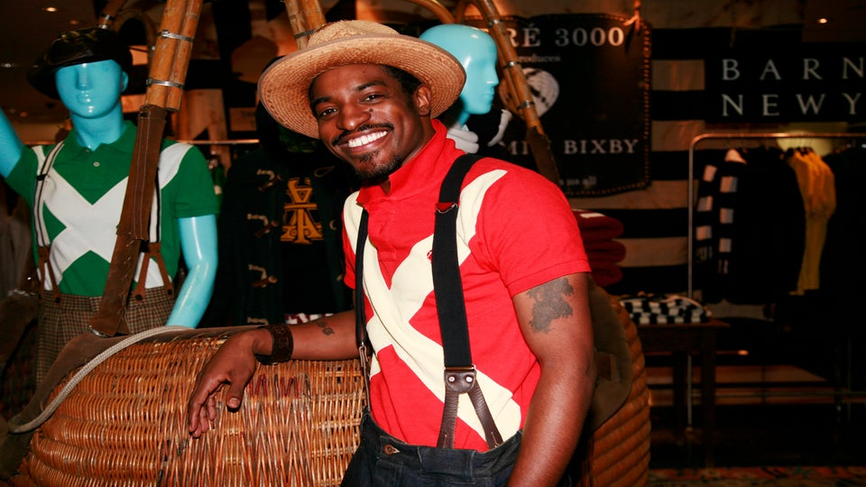 André 3000 Says He Hasn't Had To Write a Check Since He Was 17