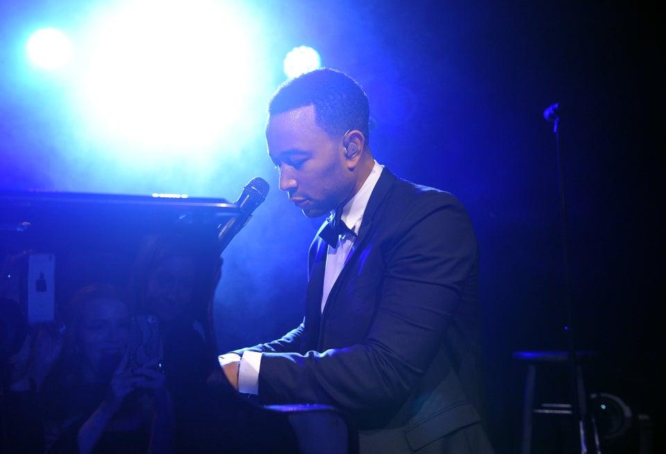 WATCH: John Legend Highlights How True Love Transcends Racial Prejudice In New Video For 'Surefire'