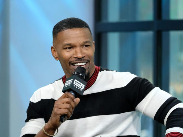 Jamie Foxx Says He's Embarking On New Stand-Up Comedy Tour 'Kill The Comedian'