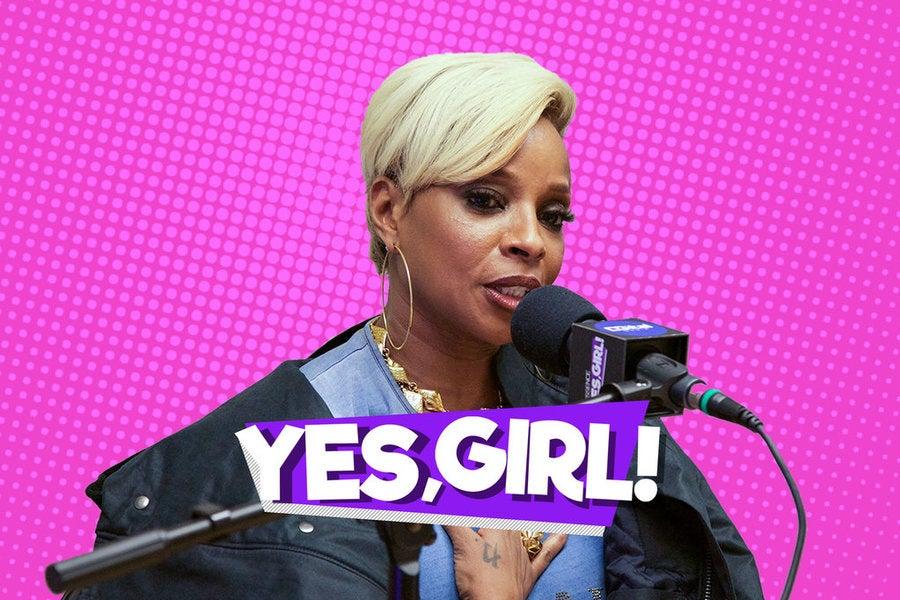 Mary J. Blige 'Yes, Girl' - Essence