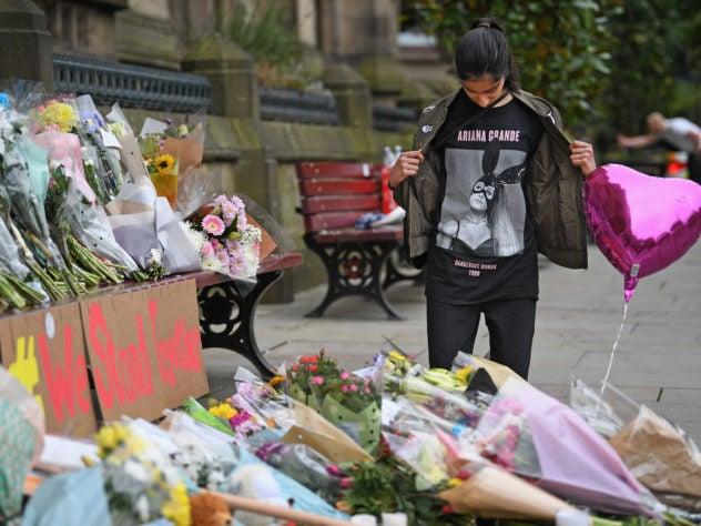 Brave Teens Manchester Terrorism Attack