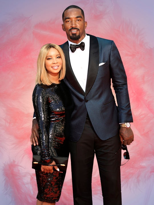 J.R. Smith's Wife Shirley Can't Thank Him Enough For His Love