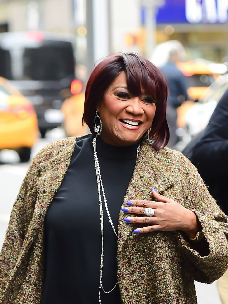 Patti LaBelle Is A National Treasure And Side-Eye Queen