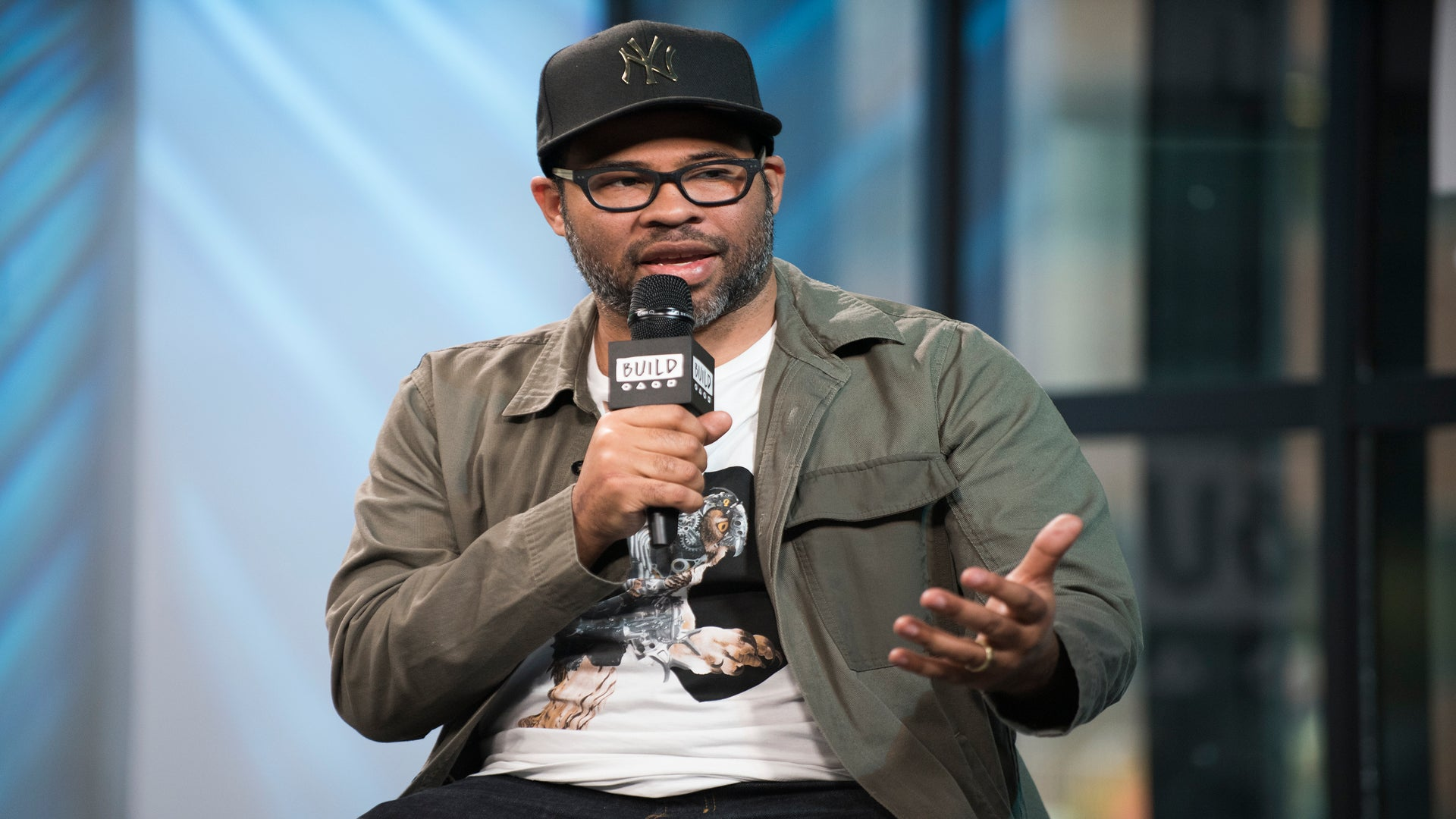 Jordan Peele talks Get Out follow-up and when he knew the movie was a success