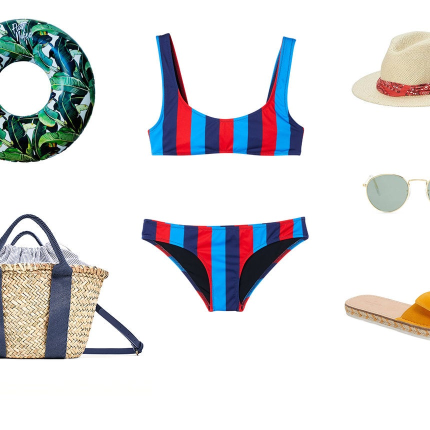 Your Ultimate Memorial Day Weekend Packing List