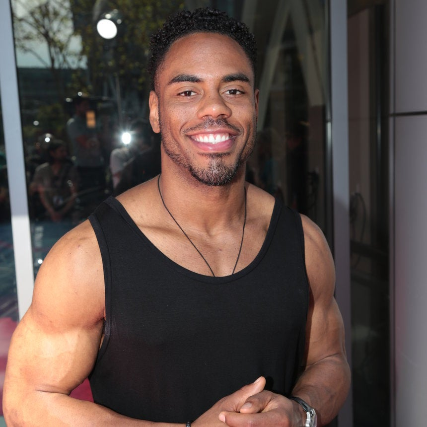 DWTS Champ Rashad Jennings Needs A Dance Partner: 'If You Can't Get Along With My Mom, Something's Wrong'