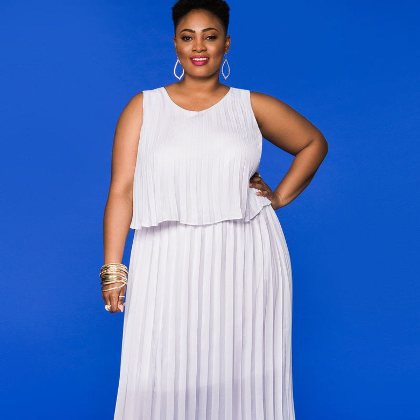 7 Pretty Plus-Size Dresses for Spring