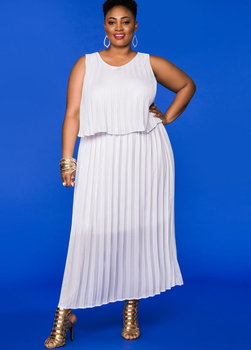 Plus-Size Dresses for Spring - Essence