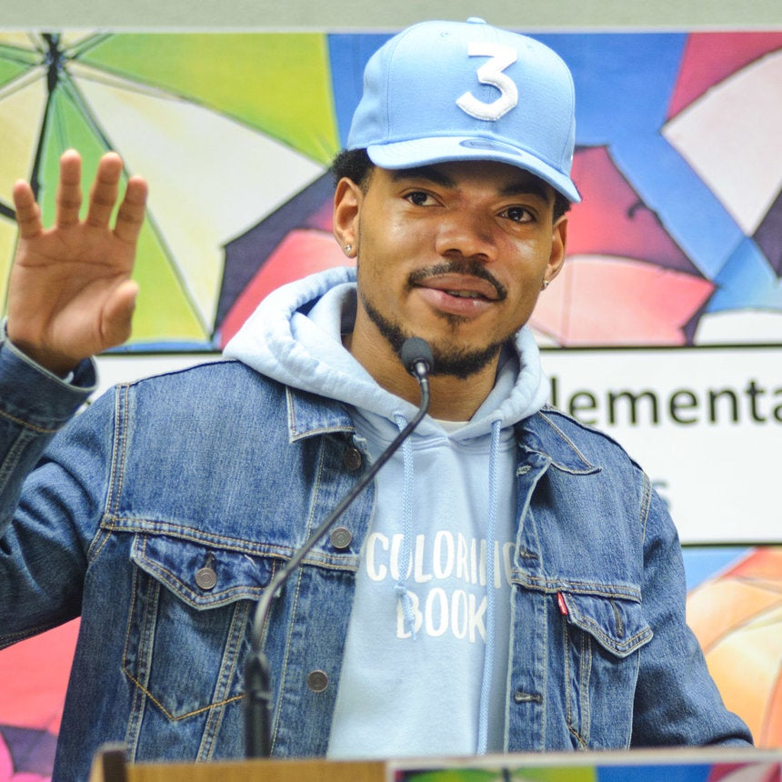 Chance The Rapper For Political Office? Not Any Time Soon