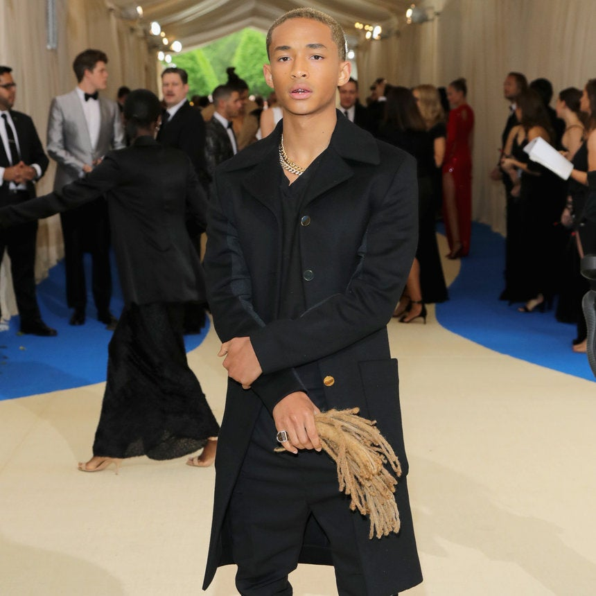 Jaden Smith Claims The Four Seasons 'Spiked' His Pancakes With Cheese And Kicked Him Out Of His Room
