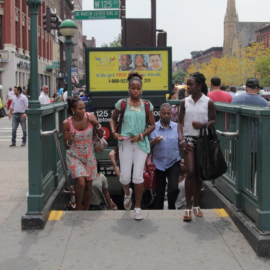 "Harlem Residents Say Nah To ""SoHa"" Renaming"
