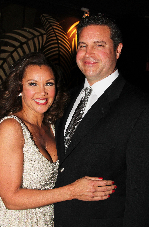 vanessa williams and husband jim skrip celebrate second wedding
