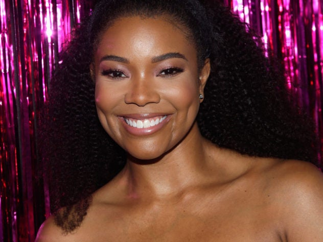 Gabrielle Union Is Embracing Textured Hairstyles and We're So Inspired