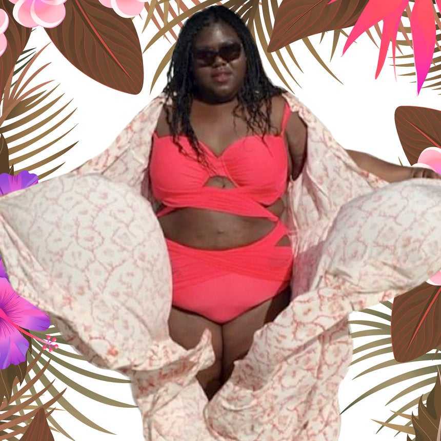 Gabourey Sidibe's Barbados Girls Trip Was Lit