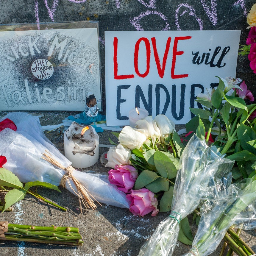 Muslim Groups Raise Thousands Of Dollars For Portland Victims