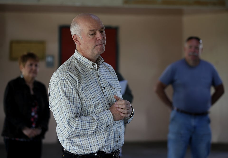 'He Seemed To Just Snap' Reporter Recalls Assault By Montana Congressional Candidate