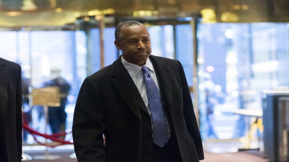 Trevor Noah Rips HUD Secretary Ben Carson Over Department Spending Scandal
