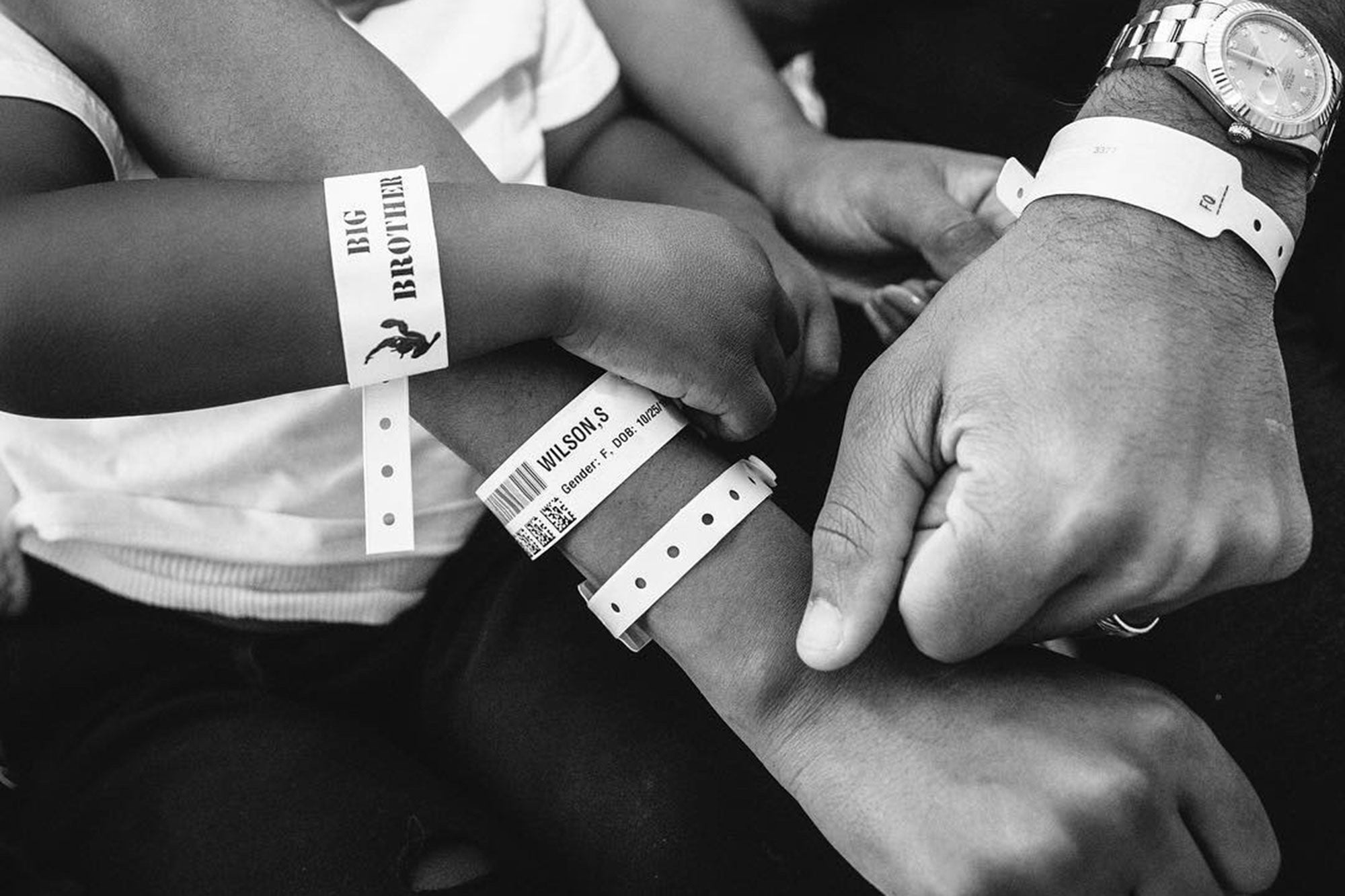 Ciara Shares Photo of Her Family's Hospital Bracelets 1 Week After Welcoming Daughter Sienna