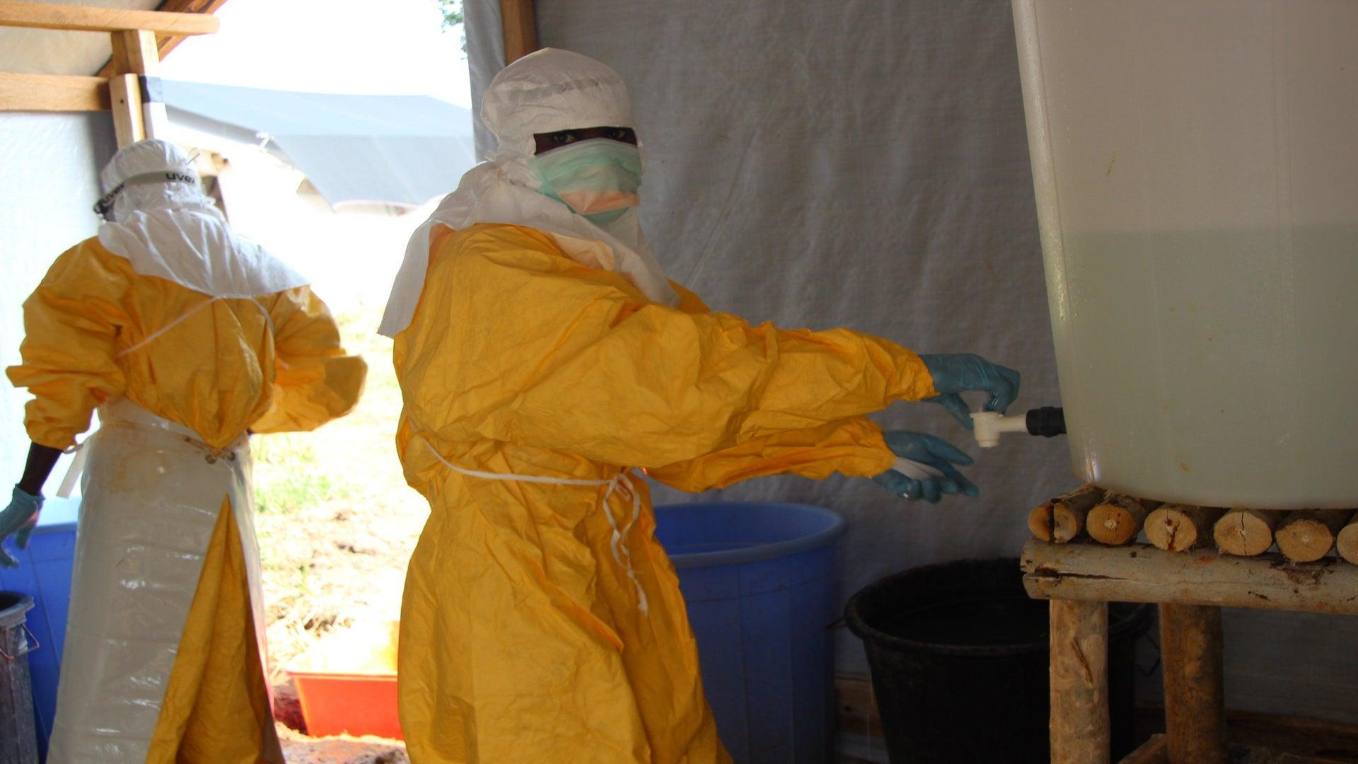Officials Confirm Second Case Of Ebola In Congo Outbreak