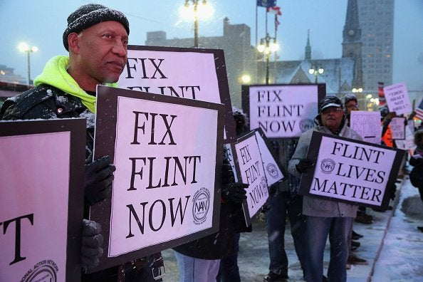 Thousands Of Flint Residents Could Lose Their Homes Because Of Unpaid Water Bills