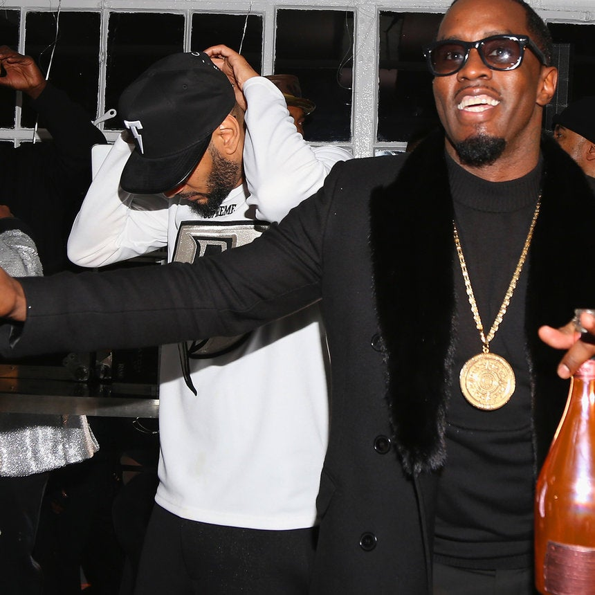 Diddy Is This Year's Richest Artist In Hip-Hop