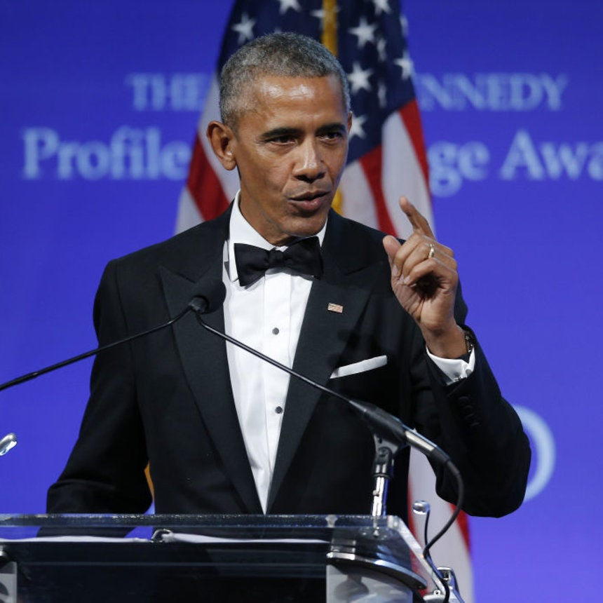 Barack Obama Voices A 'Fervent Hope' That Congress Will Tread Carefully On Health Care