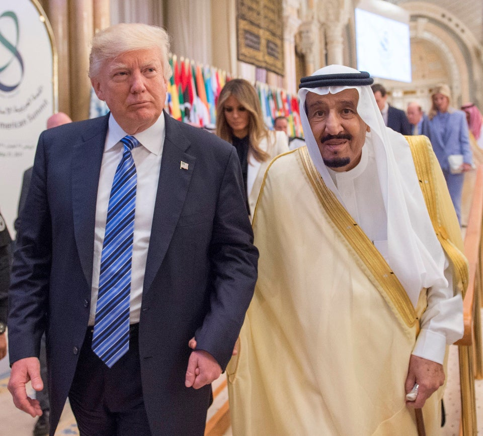 The Big Problem With President Trump's Record Arms Deal With Saudi Arabia