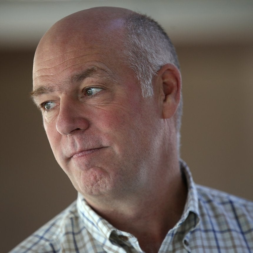 Greg GianforteApologizes for Allegedly Body-Slamming Reporter – After He Wins Montana Election