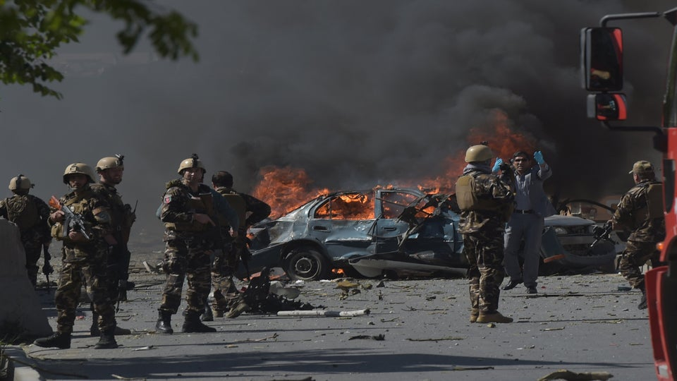 Kabul Bombing A Tragic Reminder Of The Deteriorating Security Situation In Afghanistan