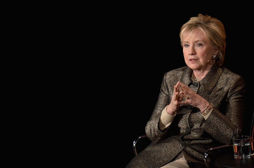 Hillary Clinton Threw Major Shade at President Trump at Wellesley's Graduation