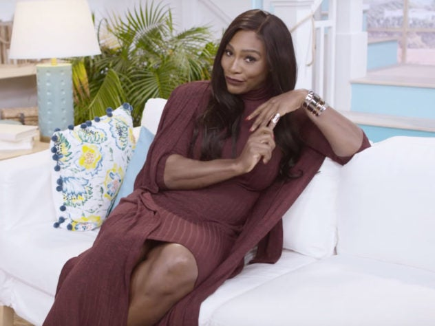 These Are The Hair Products Vernon Francois Used For Serena Williams' Glorious Pregnancy Shoot