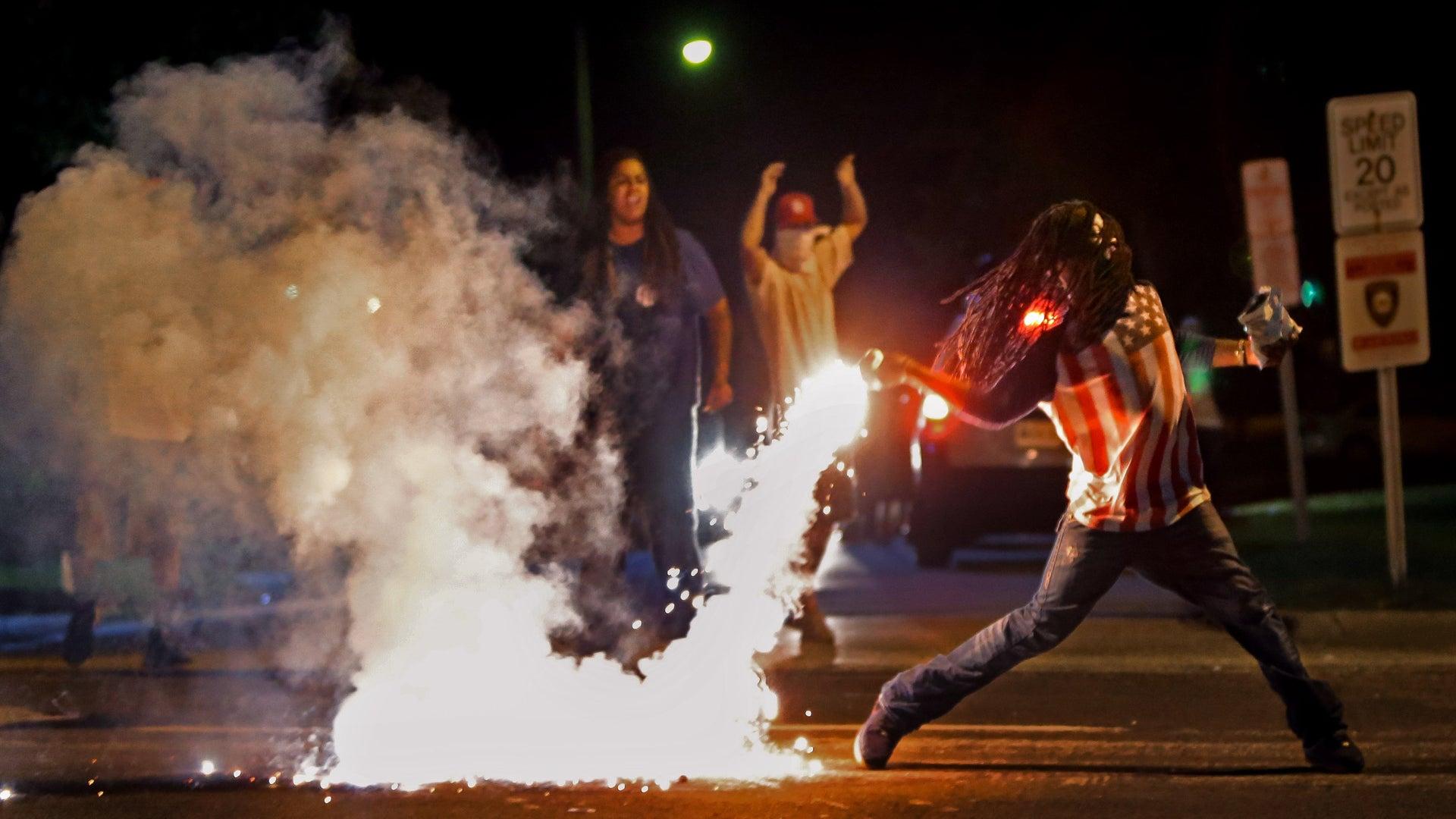Edward Crawford, Ferguson Activist In Iconic Protest Photo, Found Dead