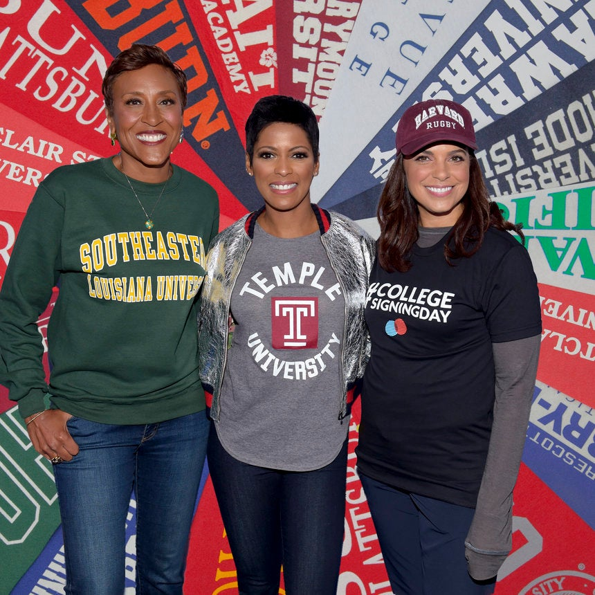 School Pride! These Celebrities Are Shouting Out Their Alma Maters For College Signing Day