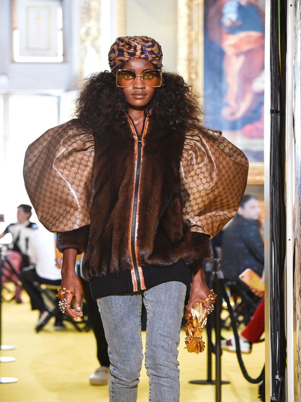 Gucci Cruise Jacket Looks Like Blatant Copy Of Iconic Dapper Dan Design