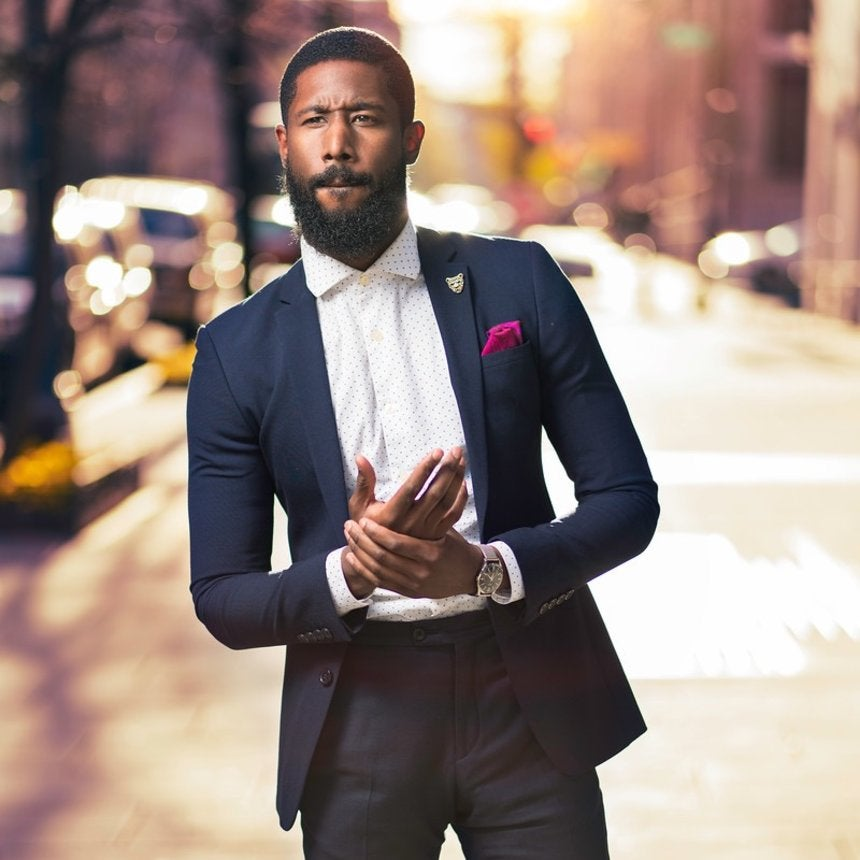 #MCE: These Black Men With Beards Are Here To Make Your Day