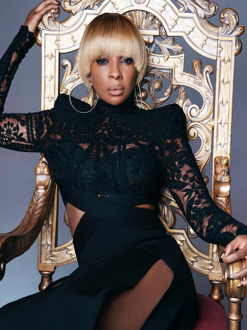 NYC, A$AP Rocky And Endless Slayage: Mary J. Blige's New 'Love Yourself' Video Is EVERYTHING
