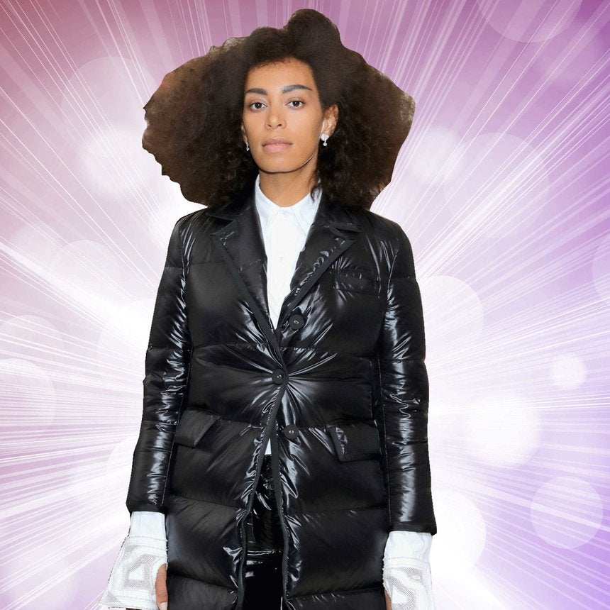 Solange Slayed the Hair Game in 2017, Here Are Our Favorite Styles